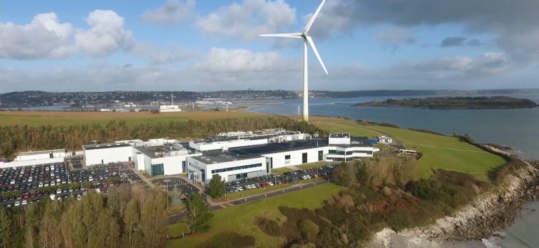 Wind Turbine DPS Cork Ireland
